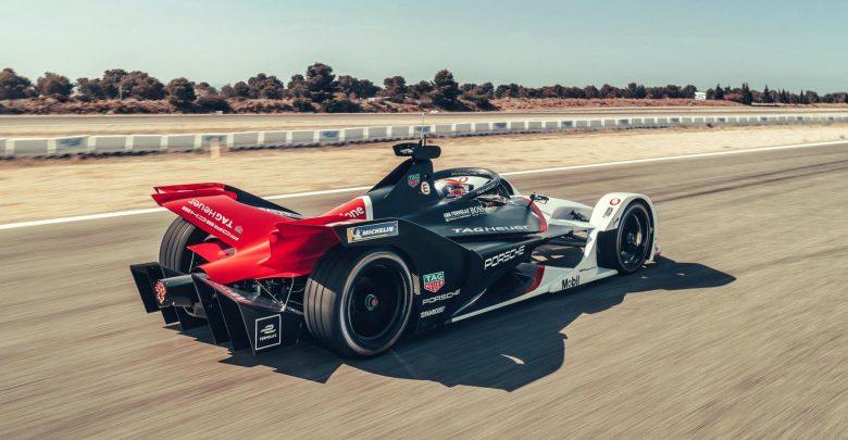 Photo of Η 99X είναι το ηλεκτρικό μονοθέσιο της Porsche για την Formula E