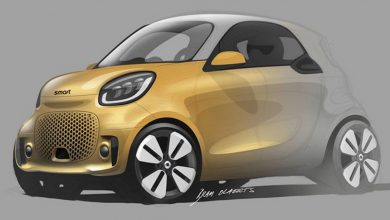 Photo of Teaser από τα νέα Smart EQ ForTwo και EQ ForFour
