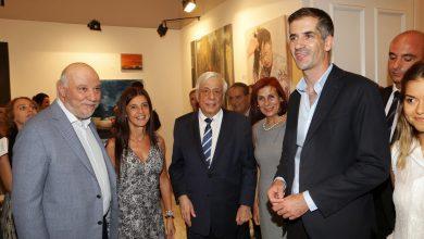 Photo of Τα έργα της Ντένης Θεοχαράκη συνεχίζουν το ταξίδι τους στην Evripides Art Gallery