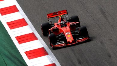 Photo of GP Ρωσίας: 4η συνεχόμενη pole position για τον Charles Leclerc!