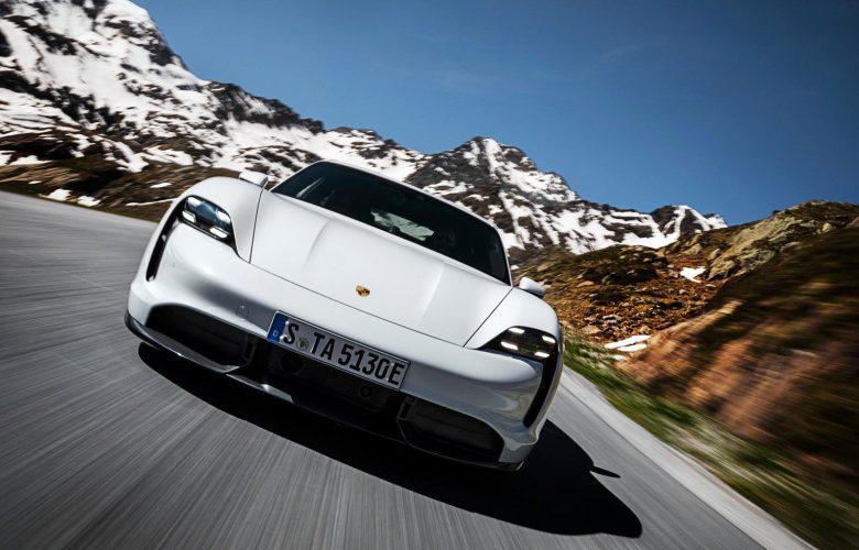 Επιτέλους! Porsche Taycan και επισήμως! Με 761 άλογα και 412 χλμ. αυτονομίας!