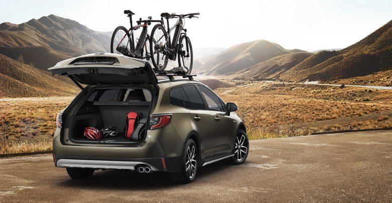 Photo of Toyota Corolla Trek… με στιλ crossover!