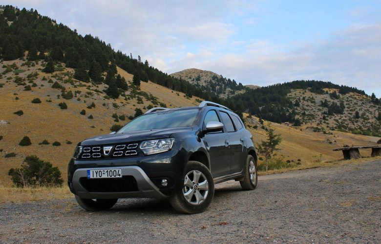 Dacia Duster: Μία νέα όψη του ίδιου νομίσματος [blog + test drive]