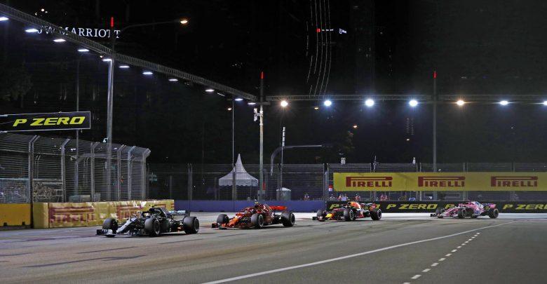Photo of GP Σιγκαπούρης: οι πιο μαλακές γόμες για την δεύτερη πιο αργή πίστα