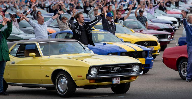Photo of Ford: Νέο παγκόσμιο ρεκόρ από ένα κομβόι με 1.326 Mustang!