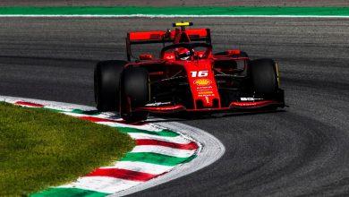 Photo of GP Ιταλίας: Δεύτερη σερί νίκη για την Ferrari και τον Leclerc!