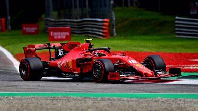 Photo of GP Ιταλίας: Στην pole position ο Leclerc, πίσω του οι δύο Mercedes