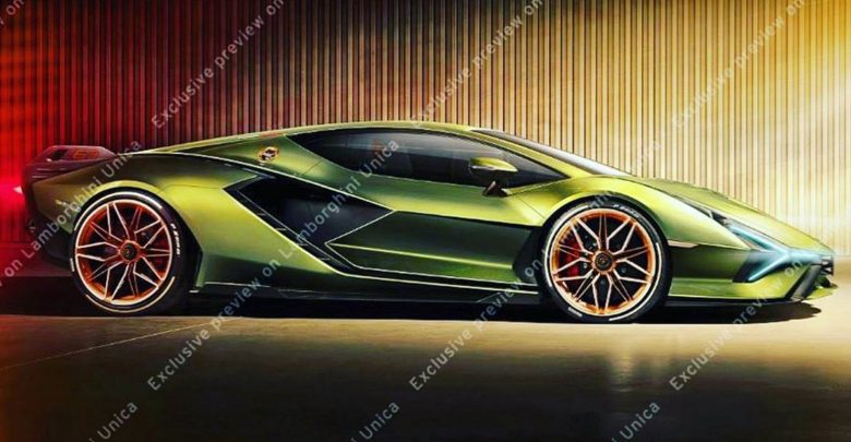 Photo of Πρόωρη αποκάλυψη για την Lamborghini Sian
