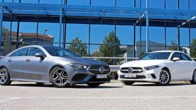 Photo of Mercedes-Benz A 180 d Sedan vs CLA 180 d [test drive]