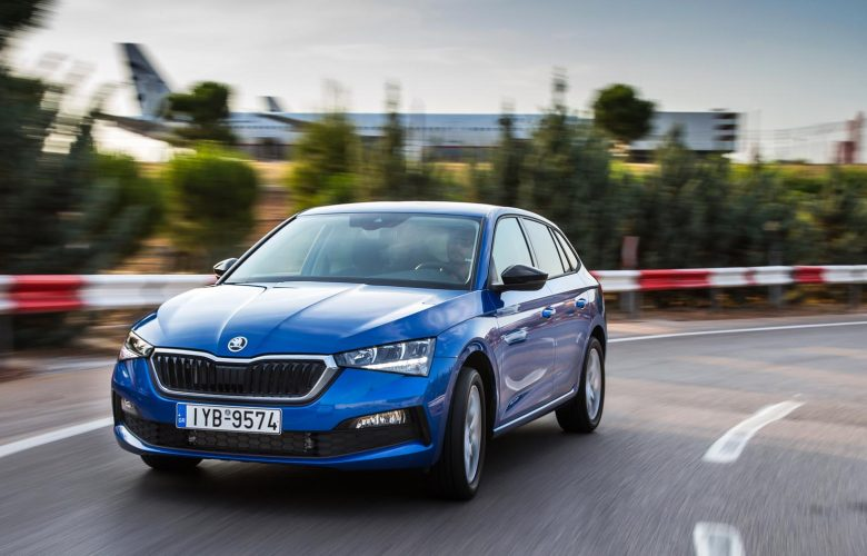 Skoda Scala 1.0 TSI 115 PS [test drive]