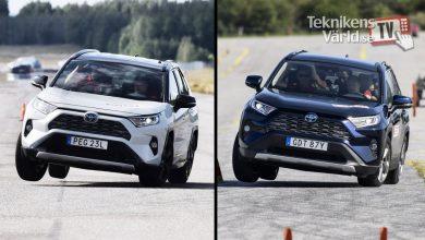 Photo of Σουηδικό περιοδικό «κόβει» το νέο Toyota RAV4 στο τεστ ταράνδου [vid]