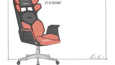Photo of Πρωτότυπες καρέκλες από τη Nissan για το απόλυτο video gaming!