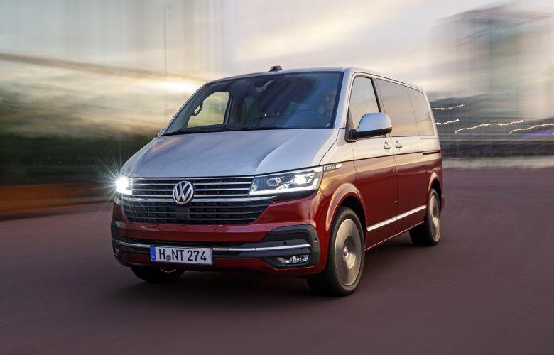 To νέο Volkswagen Transporter 6.1 στην ψηφιακή εποχή