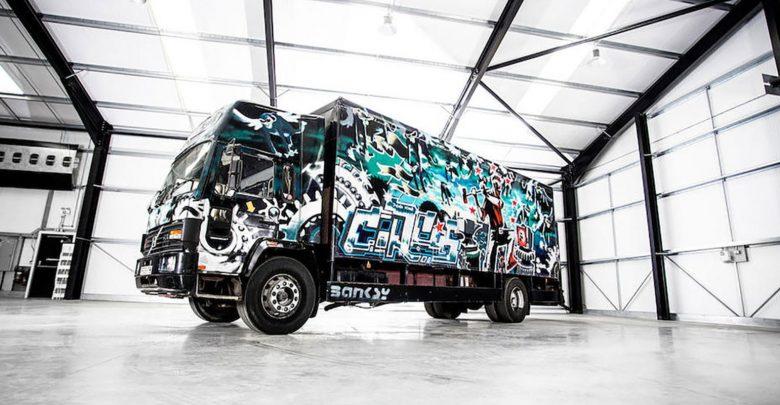 Photo of Γιατί αυτό το φορτηγό θα πωληθεί για έως 1,7 εκατομμύρια ευρώ;