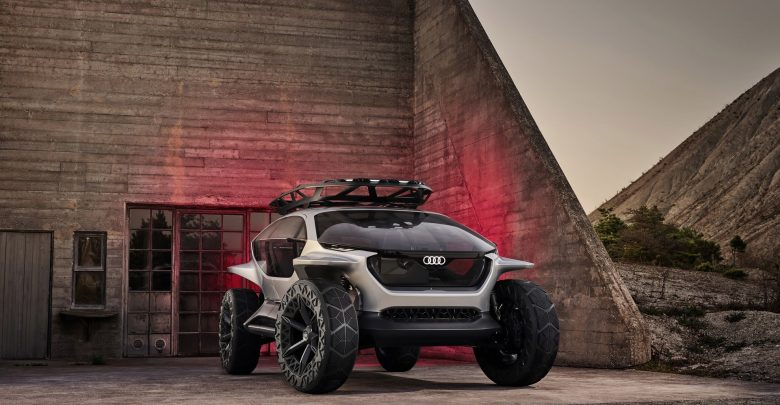 Photo of Audi AI:TRAIL quattro concept, για άλλους πλανήτες!