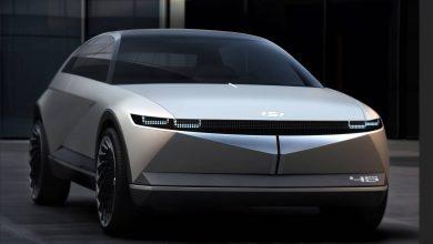 Photo of Hyundai 45 EV Concept, με ρετρό διάθεση!