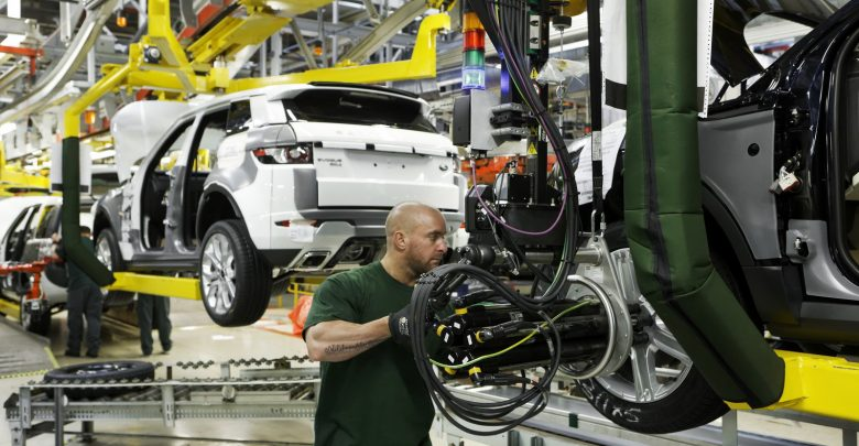 Photo of H Jaguar Land Rover θα βάλει λουκέτο για μία εβδομάδα