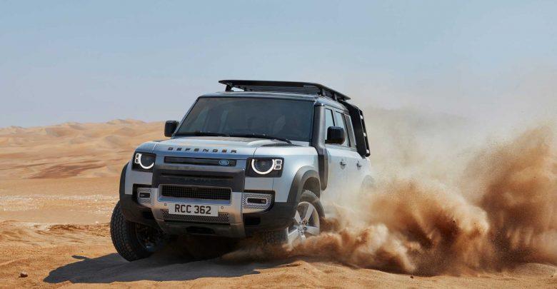 Photo of Ιδού το νέο Land Rover Defender!