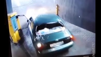 Photo of «Στοιχειωμένη» μπάρα εναντίον Ουκρανού οδηγού [vid]
