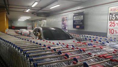 Photo of Καλά να πάθει αφού παρκάρει όπου βρει σε ένα σούπερ μάρκετ!