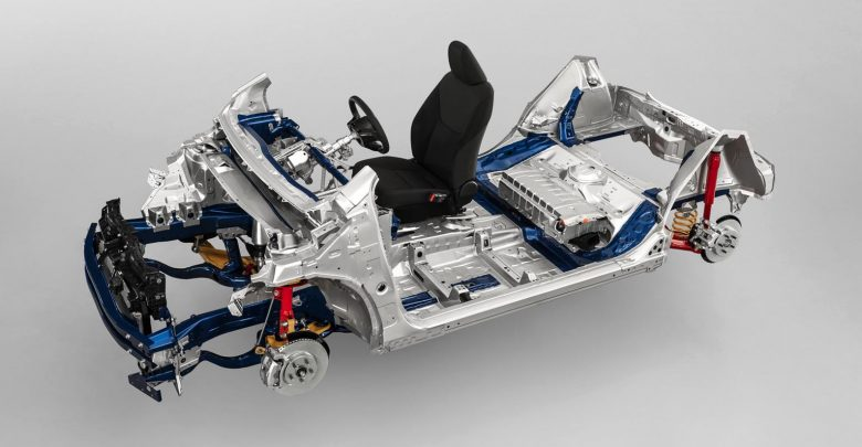 Photo of H Toyota παρουσίασε τη νέα πλατφόρμα GA-B
