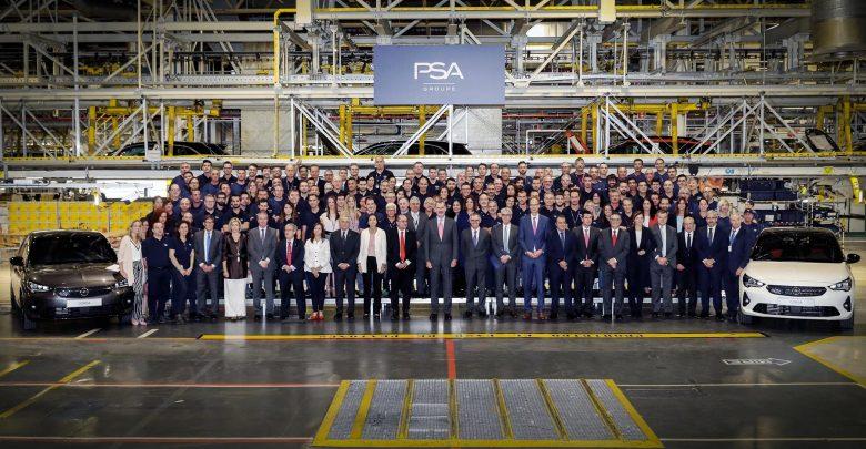 Photo of Ξεκίνησε η παραγωγή του νέου Opel Corsa στη Σαραγόσα