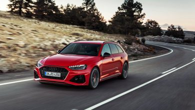 Photo of Facelift για το Audi RS4 Avant