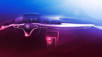 Photo of Το εσωτερικό του νέου VW Golf δείχνει πολύ ενδιαφέρον
