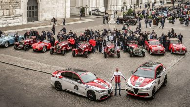 Photo of Η Alfa Romeo συνεχίζει να υποστηρίζει το «1000 Miglia»