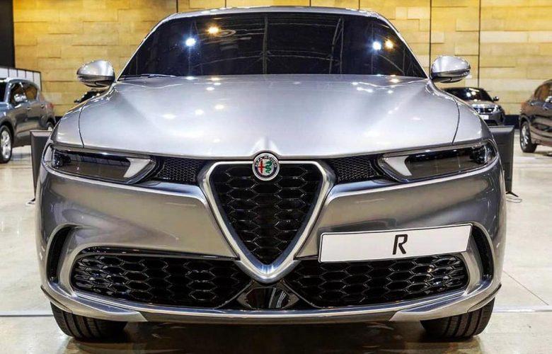 Αυτή είναι η Alfa Romeo Tonale!