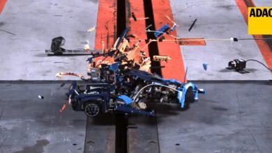 Photo of Δείτε ένα crash-test με αυτοκίνητα από Lego [vid]