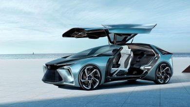 Photo of To Lexus LF-30 είναι ένα άκρως φουτουριστικό concept car