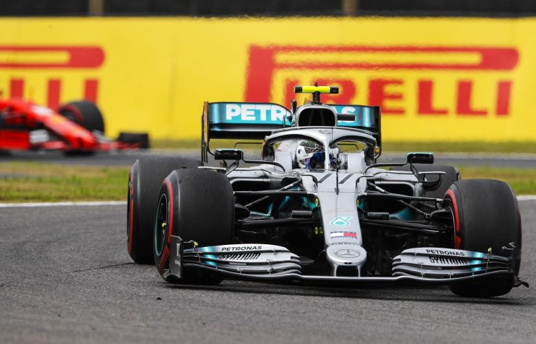 GP Ιαπωνίας: Νίκη για τον Bottas, πρωτάθλημα κατασκευαστών στην Mercedes!