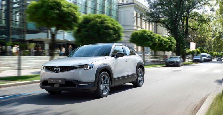 Photo of To MX-30 είναι το πρώτο ηλεκτρικό Mazda και έχει κάτι από RX-8!