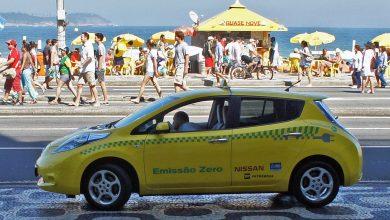 Photo of Πως τα έχει πάει το πρώτο ταξί Nissan Leaf στην Ισπανία;