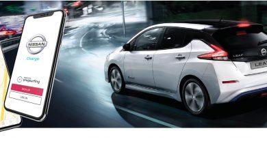 Photo of Νέα εφαρμογή Nissan Charge για εύκολη φόρτιση