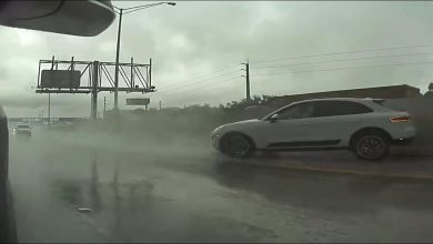 Photo of Ακόμη και μια Porsche Macan δεν μπορεί να τα βγάλει πέρα με την υδρολίσθηση [vid]