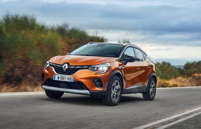 Με το νέο Renault Captur στην Αττική [first drive]