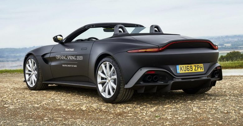 Photo of Του χρόνου η παρουσίαση της Aston Martin Vantage Roadster