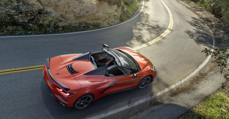 Photo of Αποκάλυψη για την Corvette Stingray Convertible