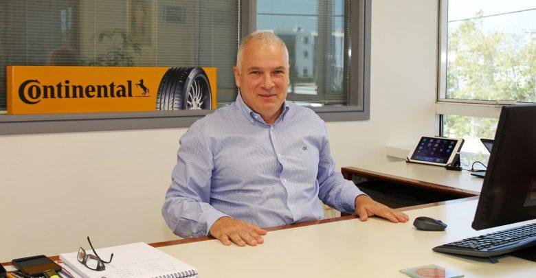 Photo of Συνέντευξη με το Νίκο Φωκά, Διευθυντή Μάρκετινγκ στην Continental Ελαστικά