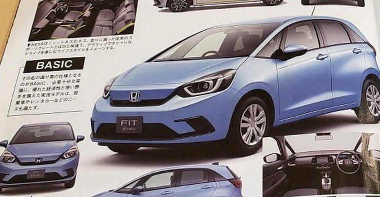 Photo of Αυτό είναι το νέο Honda Jazz!