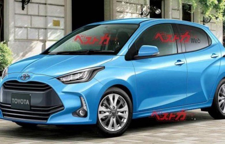 To νέο Toyota Yaris αποκαλύπτεται πρόωρα και ανεπίσημα