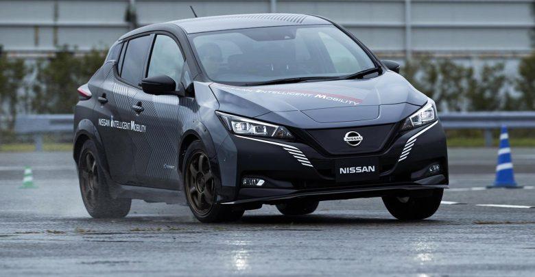 Photo of Η Nissan δοκιμάζει ένα τετρακίνητο Leaf με δύο μοτέρ και 309 ίππους