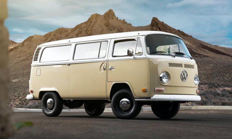 Photo of VW Type 2 e-Bus: Αυτή η κλασική κλούβα είναι ηλεκτρική!
