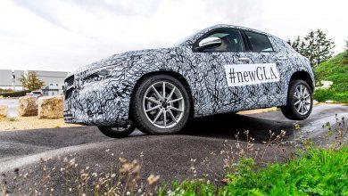 Photo of Νέα Mercedes-Benz GLA: Επίσημη πρεμιέρα στις 11 Δεκεμβρίου!
