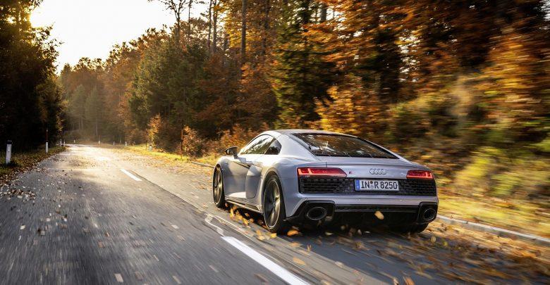 Photo of Ανανέωση για το -άνευ quattro- Audi R8 V10 RWD