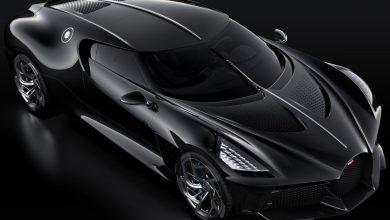 Photo of Στη δημοσιότητα και πάλι η Bugatti La Voiture Noire