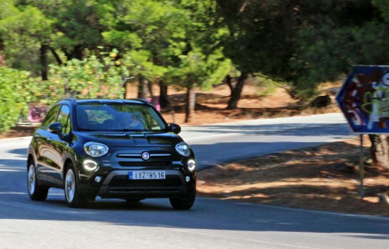 Fiat 500Χ 1.3 Firefly DCT 150 PS [test drive]