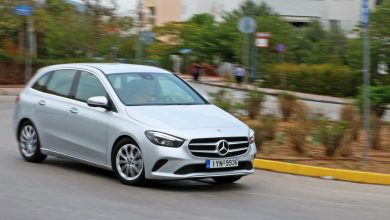 Photo of Mercedes-Benz B 200 7G-DCT [test drive]